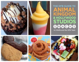 DFB Guide to Animal Kingdom and Hollywood Studios Snacks