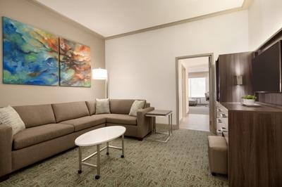 Buena Vista Suites Living Area