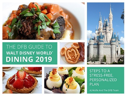 The DFB Guide to Walt Disney World Dining