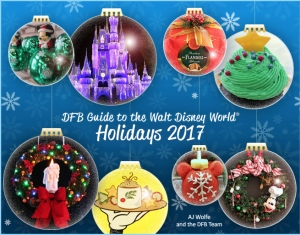 2017 Disney Food Blog Guide to the WDW Holidays