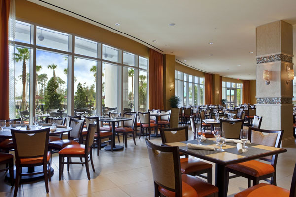 Hilton Bonnet Creek Harvest Bistro 600x400