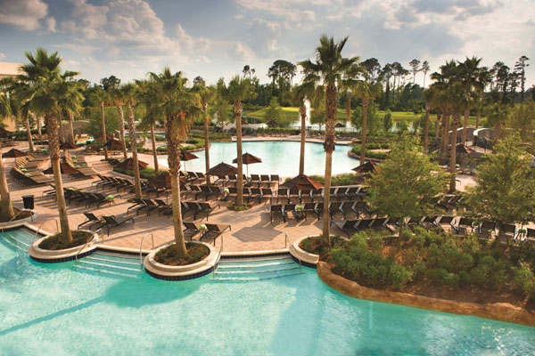Hilton Bonnet Creek Pool 600x400