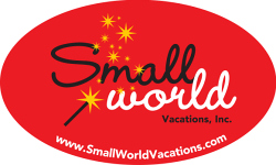 Small World Vacations Logo