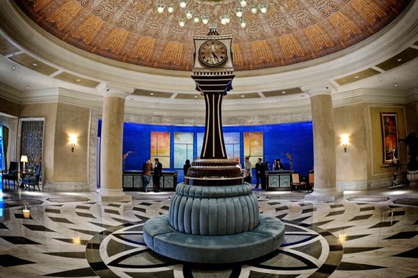 Waldorf Astoria Clock Tower 600x400