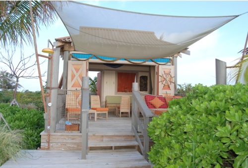 Beach Cabana at Disney's Castaway Cay