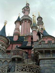 Stunning detail on the Castle