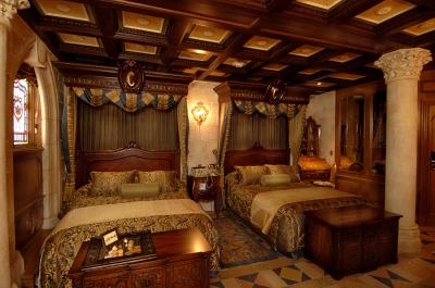 cinderella castle suite photos
