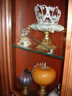Cinderella's Crown and Scepter
