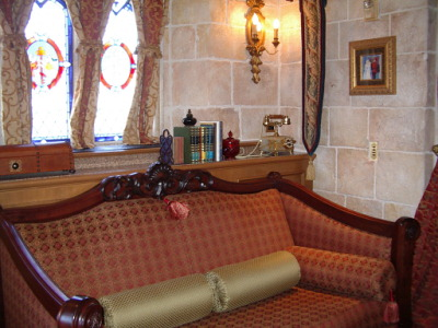 Cinderella Castle Suite at Disney World
