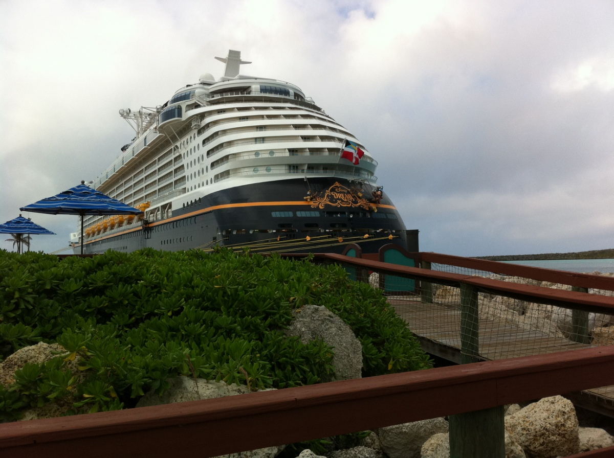 Photo of Disney Dream at Castaway Cay