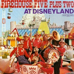 Firehouse Five Plus Two At Disneyland