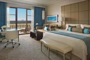King Room at Four Seasons Resort Orlando