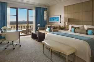 King Room at Four Seasons Resort Orlando