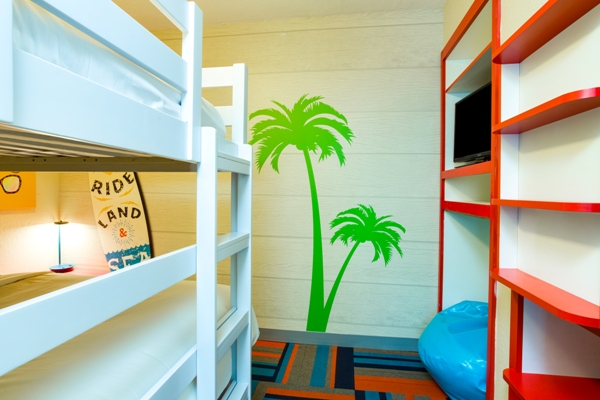 Bunk Bed Alcove