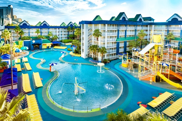 Holiday Inn Resort Orlando Suites Waterpark Mousesavers Com