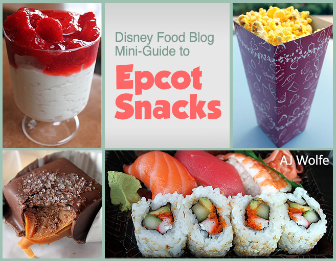 Disney Food Blog Guides To Walt Disney World Dining