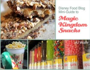 DFB Magic Kingdom Snacks