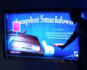 Interactive photo games on the Disney Fantasy