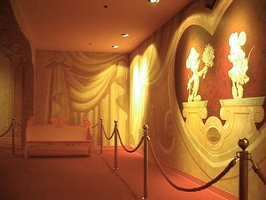 Lobby of Mickey Mouse Revue